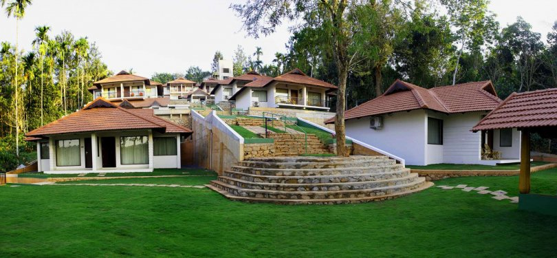 Whole of the Wave Wayanad Resort