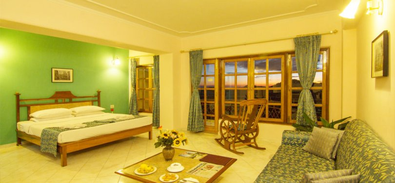 Toshali Royal View Studio Room