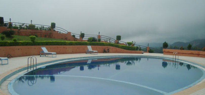 The White Hotel Swimming Pool