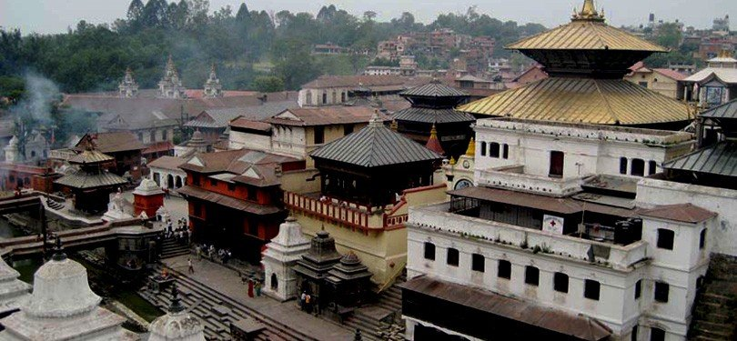 Pashupatinath Temple Day View