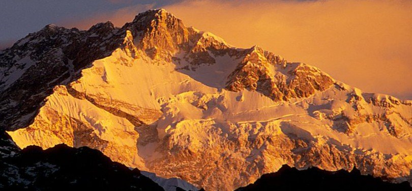 Sunrise Over Mt. Kanchenjunga