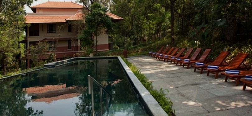Club Mahindra Virajpet Swimming Pool