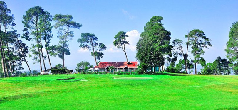 Majestic Uttrakhand Tour Golf Course