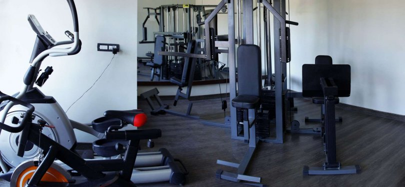 Fitness Centre at The Wayanad Resort