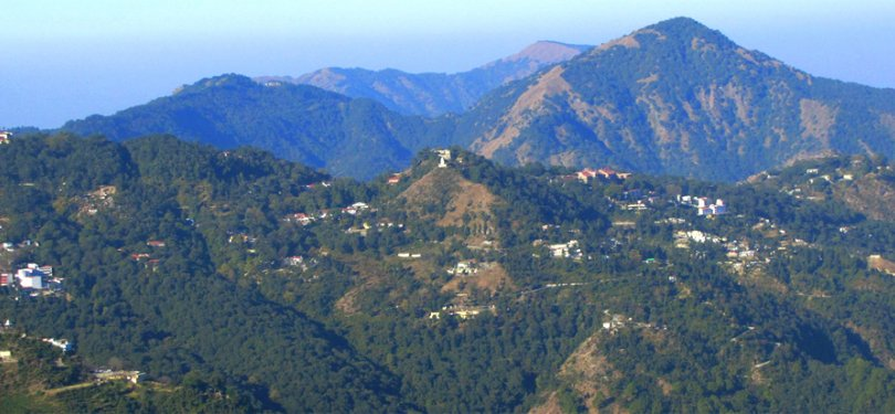 Uttarakhand Valley View