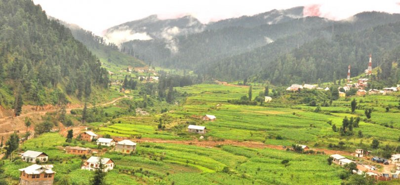 Beautiful Bhaderwah