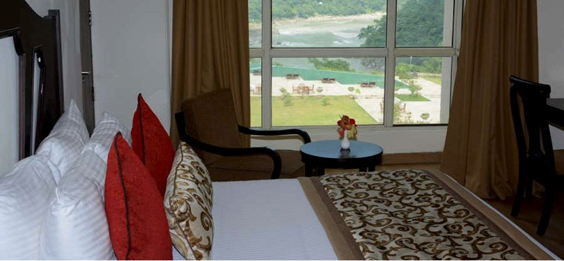 Aloha On The Ganges Superior Room