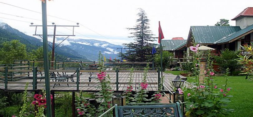 Highland Manali Guest Area