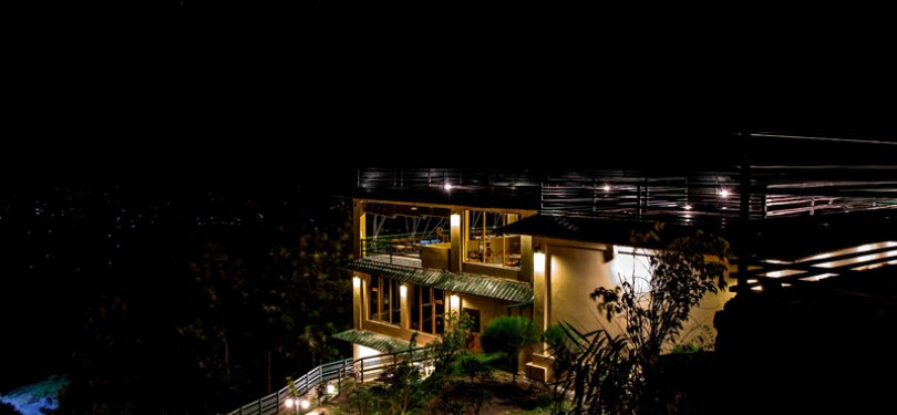 Rakkh Resort Night View