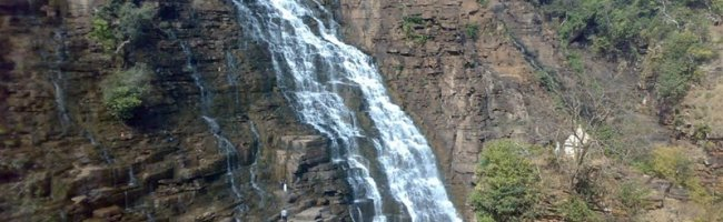 Kanger Valley National Park Waterfall Chatissgarh