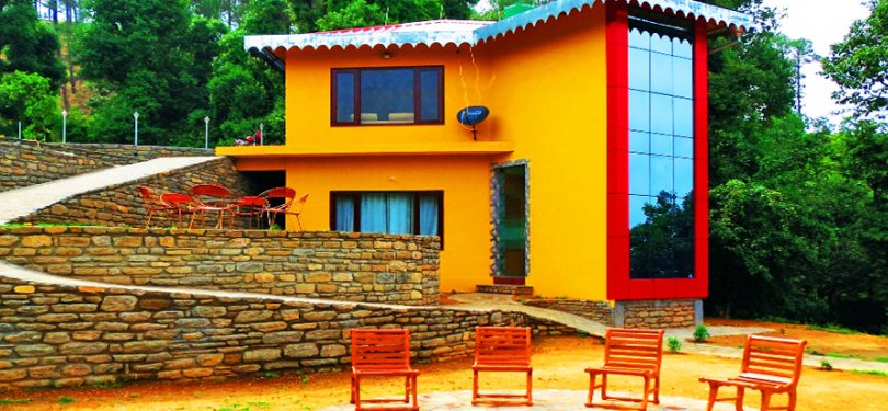 Himalaya Darshan Resort Family Cottage