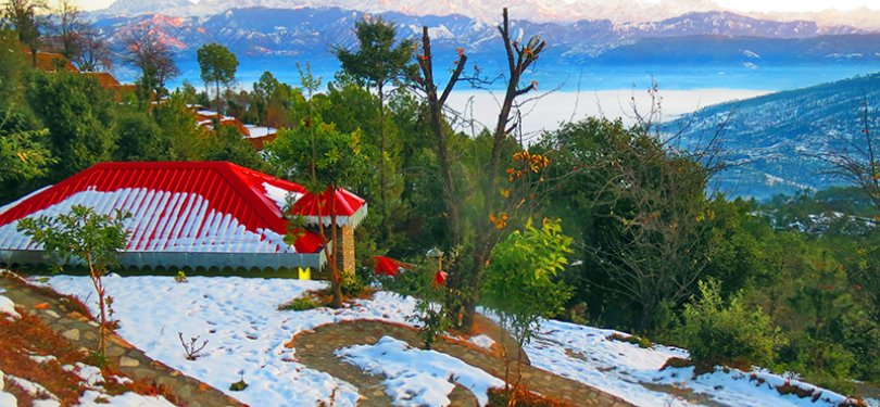 Himalaya Darshan Resort Valley View