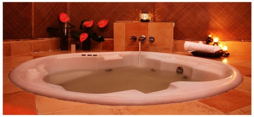 Soul Vacation In room Jacuzzi