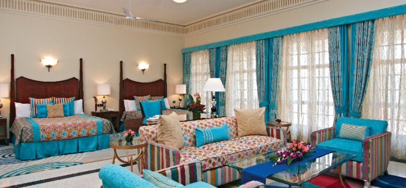 The Gateway Hotel-Ramgarh Lodge Deluxe Suite