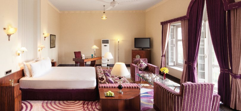 The Gateway Hotel-Ramgarh Lodge Deluxe Room