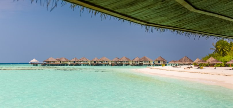 Kihaad Maldives Water Villas View