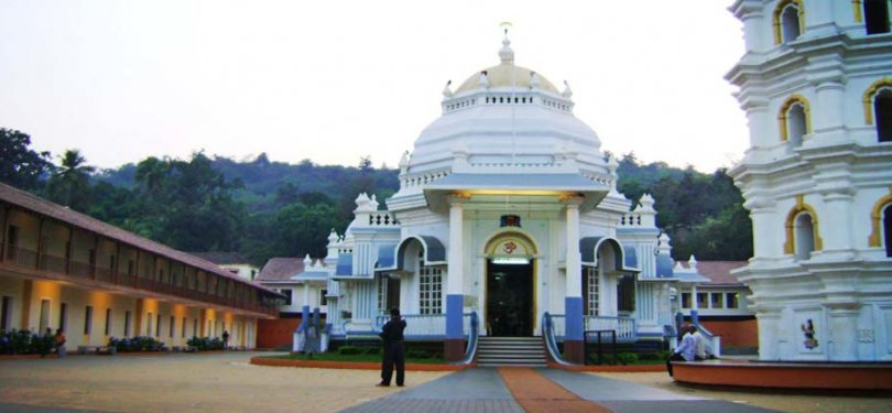 Goa Tour Mangeshi Temple
