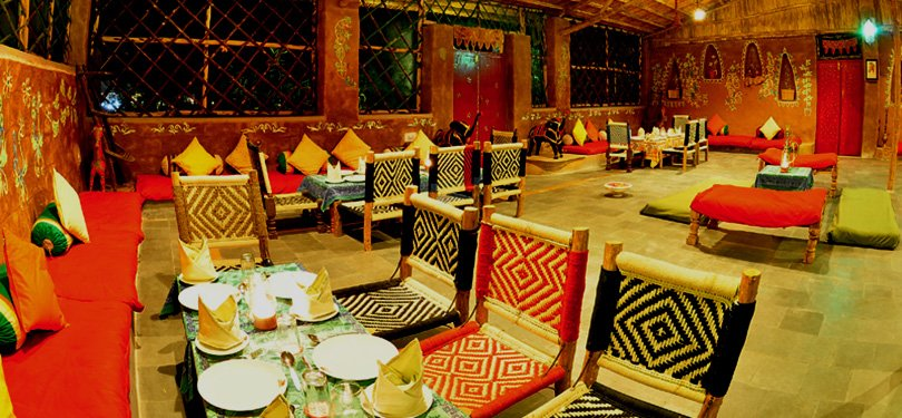 Mirvana Nature Resort Village Style Restaurant