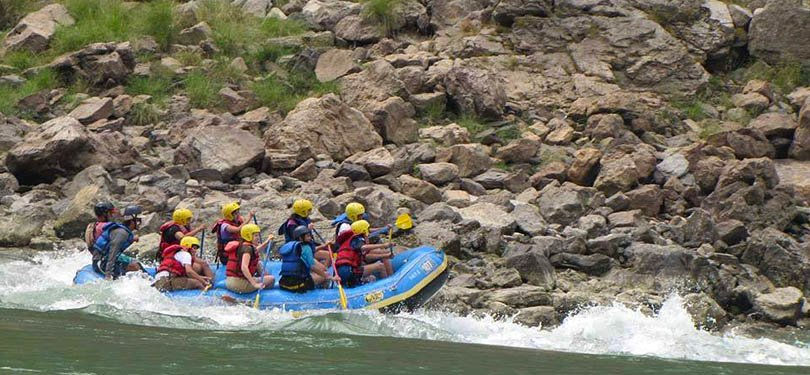 Lakeside Rafting Kolad