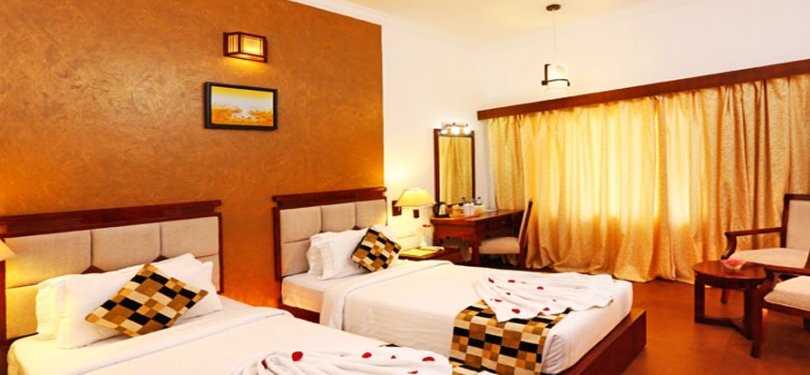 Spice Grove Hotels & Resorts Deluxe Room