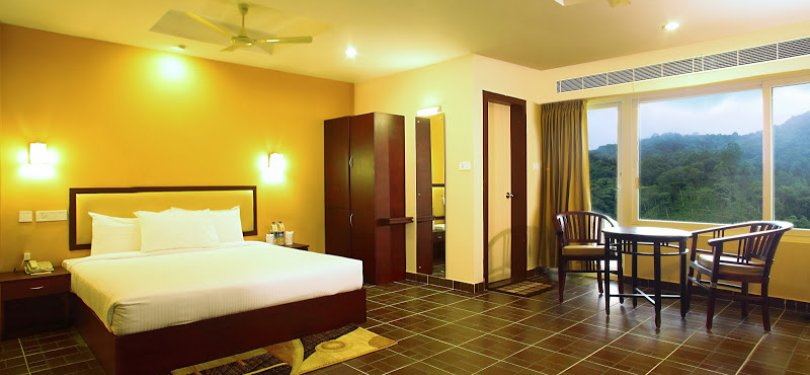 The Wayanad Gate AC Deluxe Room