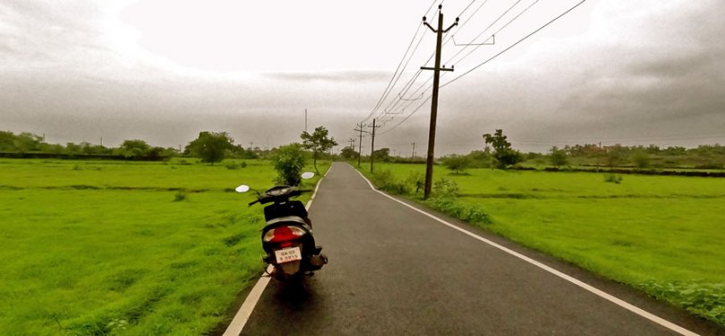 Goa Tour with Bike