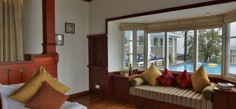 Bed Room with Balcony in spicetree