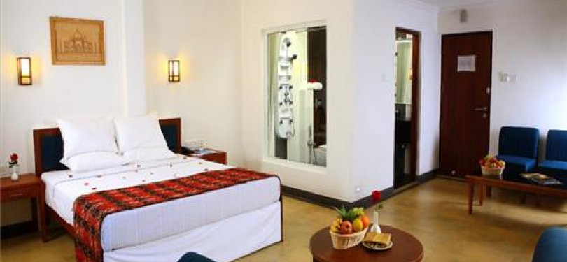 Green Fields Resort Double Bed Room
