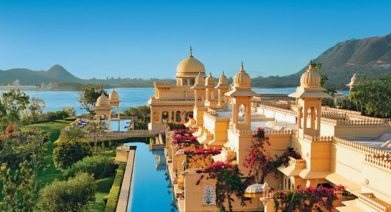 Luxury Hotels of India