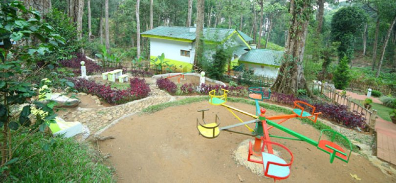 Woos Pecker Resort Play Ground