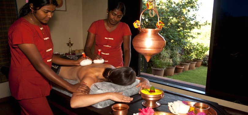 Kare Ayurveda & Yoga Retreat Spa Treatment