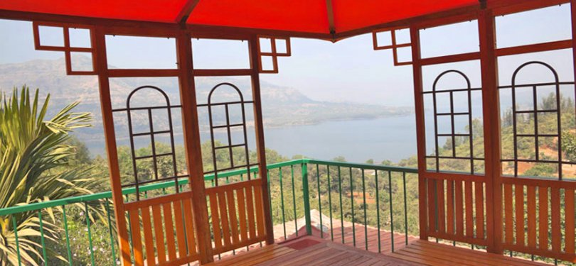 Kare Ayurveda & Yoga Retreat Sit Out Balcony
