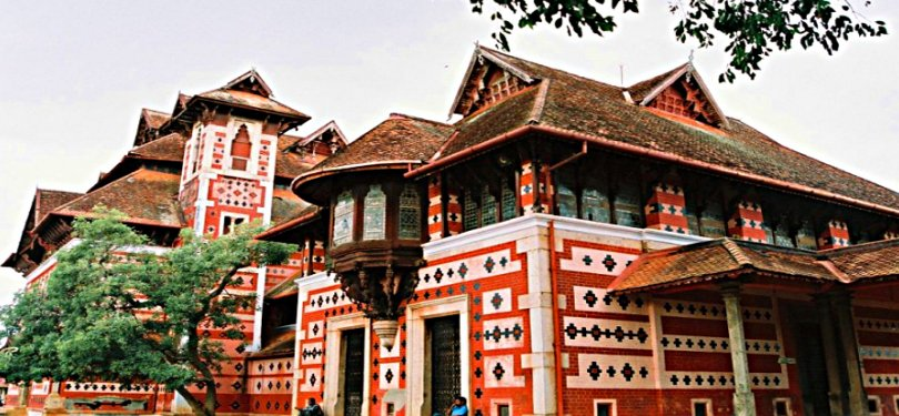 Bolgatty palace in kochin