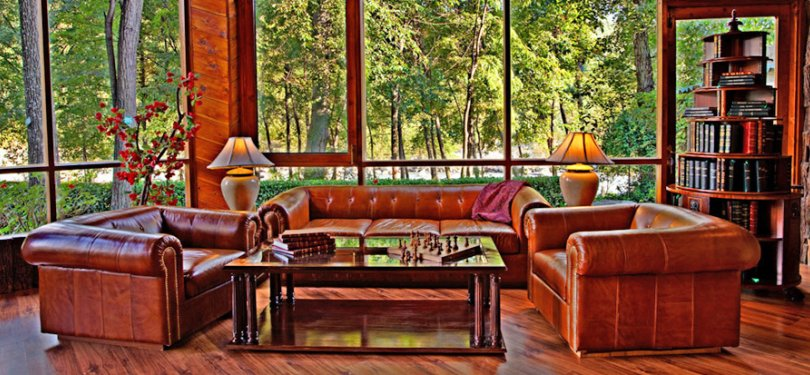 Span Resort & Spa Guest Library