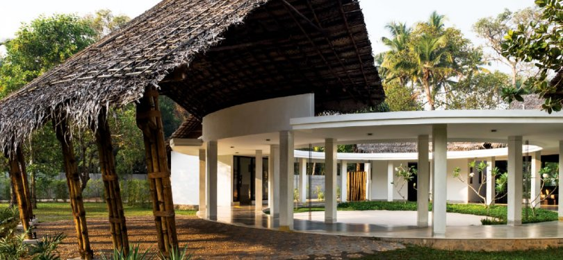 Xandari Pearl Resort Exterior View