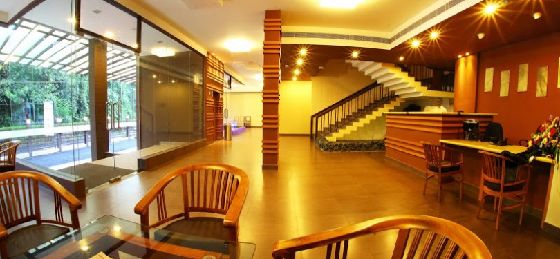 The Wayanad Gate Reception & Lobby