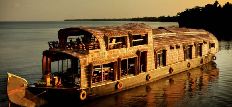 Xandari Riverscapes House Boat