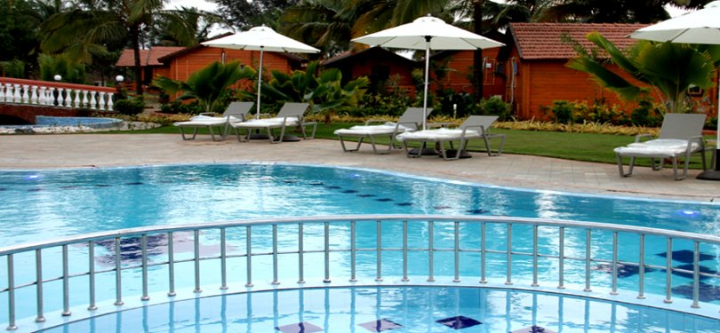 The Fern Beira Mar Resort Swimming Pool