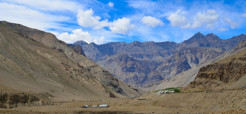 Leh Mountain View View