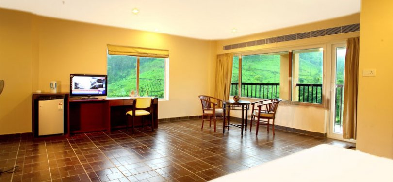 The Wayanad Gate AC Superior Room
