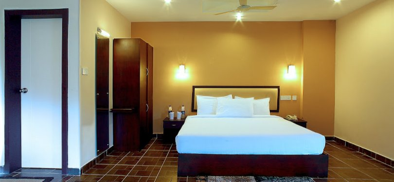 The Wayanad Gate Deluxe Room
