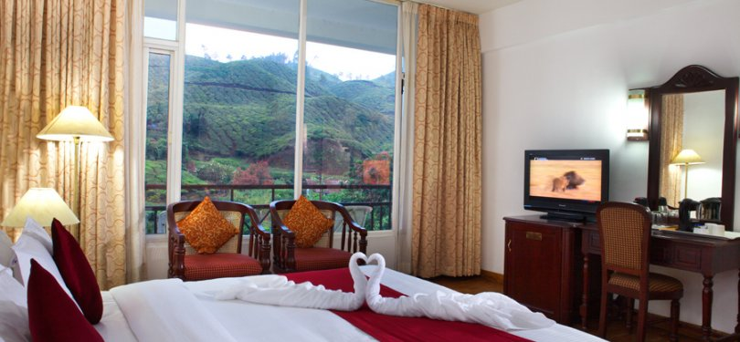 Hotel C7 Munnar Valley View Suite