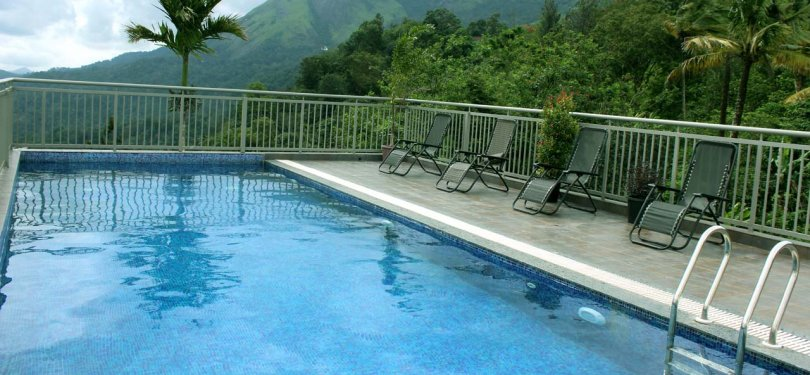 The Munnar Queen Swimming Pool
