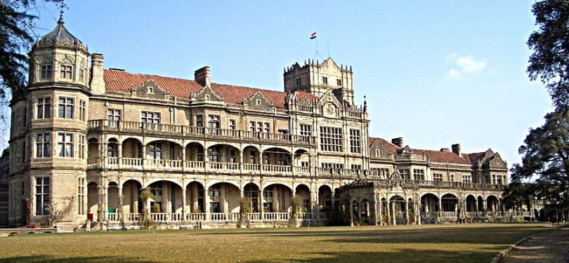 Outer view of Vice Regal Lodge Shimla