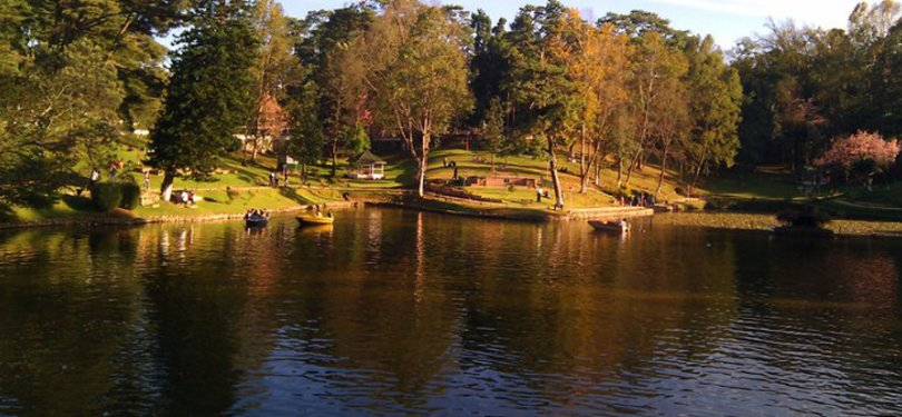 Wards lake shillong