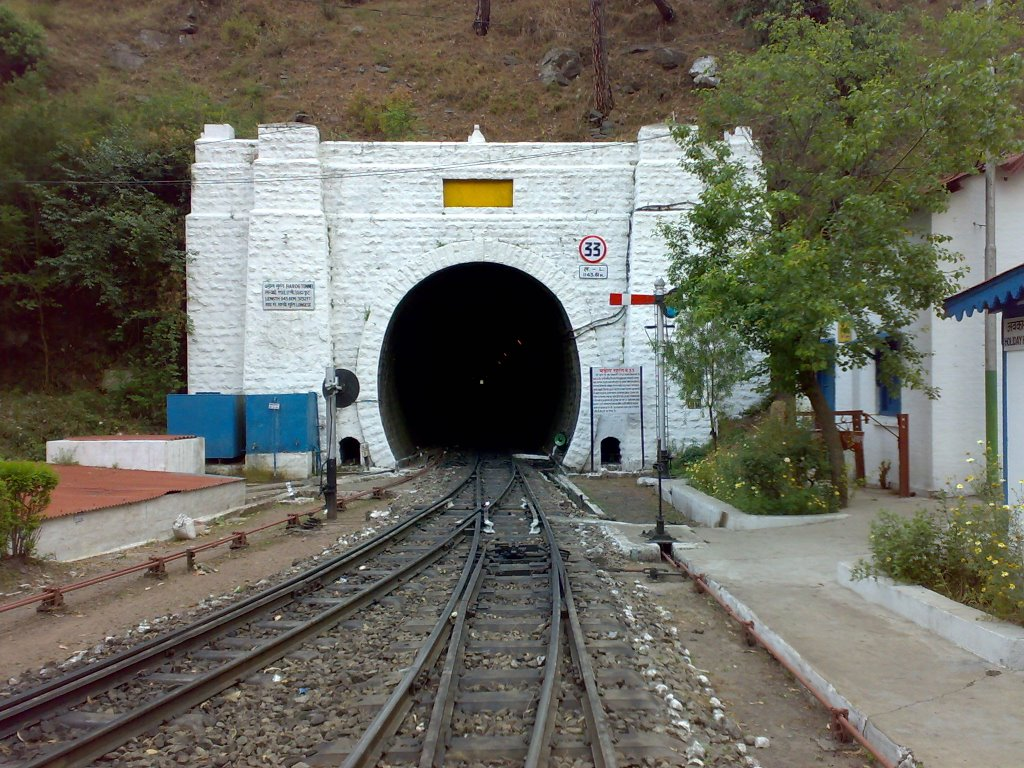 Tunnel No 33 Shimla