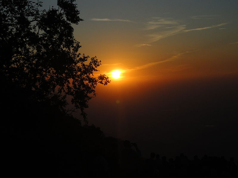 Sunset Point Mount Abu